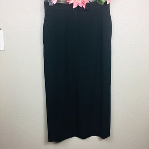 DKNY business professional midi skirt size 6
